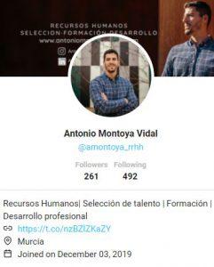 85 Antonio M